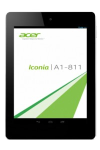 ACER ICONIA A1-811 8GB specifikacije
