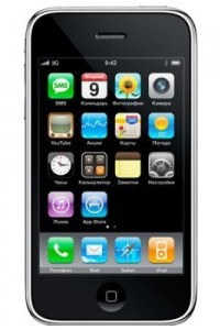 APPLE IPHONE 3G specs